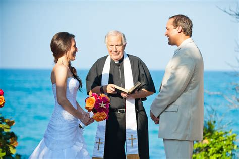 Wedding Ceremony For Pastors by Pastor Alan A Ceremony Officiant Palm
