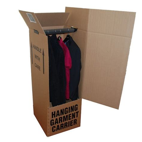 wardrobe box moving home expert