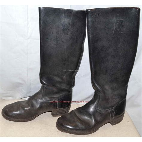 ww2 boots german ww2 marching boots knobelbecher