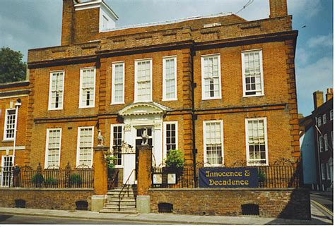 File Pallant House Chichester Geograph Org Uk 258129 The House Chichester