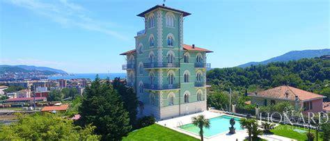 vendita mare liguria splendida villa di lusso in vendita a la spezia lionard