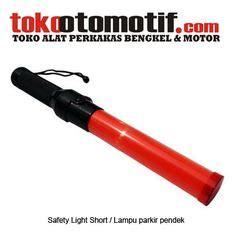 Senter Lalu Lintas peralatan safety on safety earmuffs and