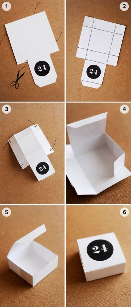 How To Make A Small Box Out Of Construction Paper - best 25 small boxes ideas on diy paper box