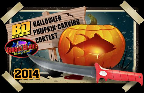 bdo fishing boat worth it halloween pumpikin carving contest sponsored by bubba