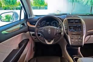 2015 lincoln mkc interior driver seat photo 40