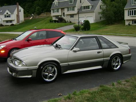 anyone see a fox with an eleanor paint scheme mustang forums at stangnet