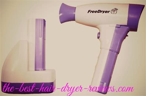 Hair Dryer With Battery what s a cordless hair dryer battery operated hair dryer