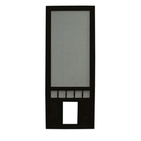 Black Screen Door by Shop Screen Tight Southport 30 In Black Wood Screen Door