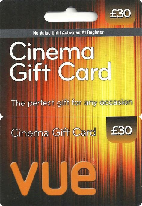 Cineworld Gift Card Online - thegiftcardcentre co uk vue cinema