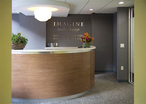 dental office front desk design dental office front desk hostgarcia