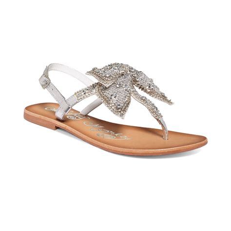 Monkey Luxury Heels by Monkey Delight Flat Sandals In Silver