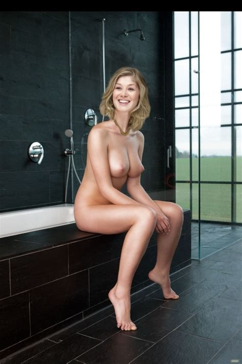 Rosamund Pike Naked Celebrity Pics Leaked Celebrity Nude Photos
