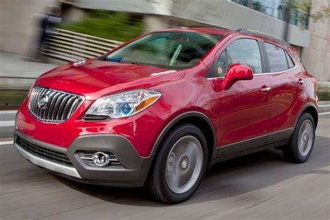 2016 buick encore 2016 mazda 3 among best lease deals in