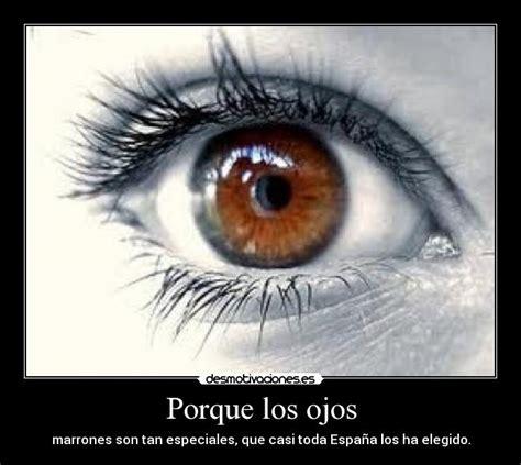 imagenes de unos ojos hermosos im 225 genes y carteles de marrones pag 4 desmotivaciones