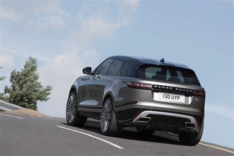 pictures of the new range rover new range rover velar suv official pictures auto express