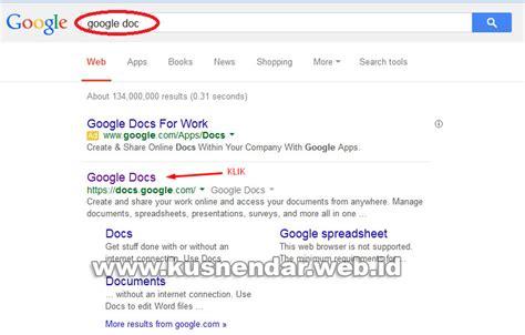 cara membuat google docs excel membuat tabel file excel secara online di google docs