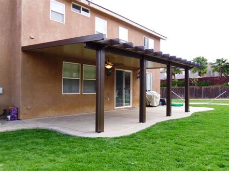wood patio cover designs exclusive alumawood patio covers awnings canopies with