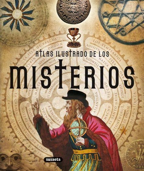 atlas ilustrado de cristobal atlas ilustrado de los misterios vv aa susaeta