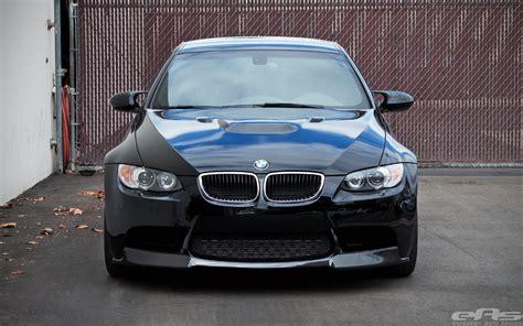 E Auto Tuning Intake by Black E92 M3 Gets Stage 2 Intake Vorsteiner Lip Bmw
