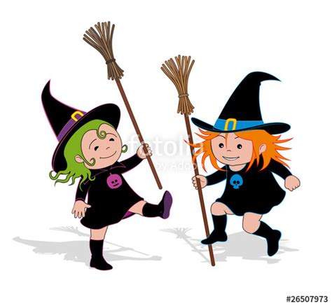 two little witches a 0763633097 quot dance of two little witches quot stock image and royalty free vector files on fotolia com pic