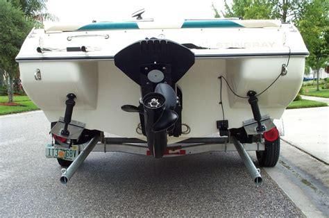 stingray 180rs bennett marine - Stingray Boat Trim Tabs
