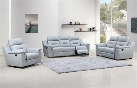 grey leather reclining sofa set grey leather reclining sofa sets home the honoroak
