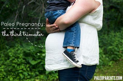 Third Trimester Detox by Guest Post Paleo Pregnancy The Third Trimester