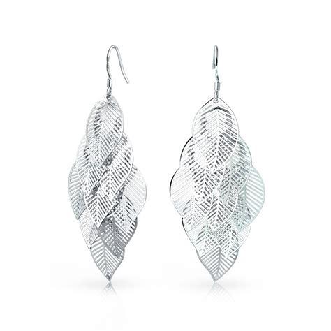 best silver dangling earrings photos 2017 blue maize