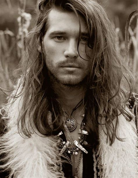 long hair equals hippie zebedee row for spook magazine fantasy men pinterest