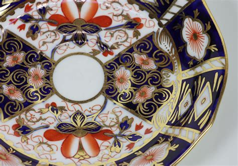 derby pattern numbers lot detail royal crown derby set imari pattern