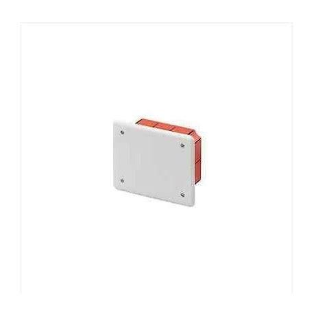 cassetta di derivazione gewiss gewiss gw48002 cassetta di derivazione da incasso dim