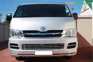 Used Cars For Sale Quantum 2010 Toyota Quantum 2 7gl Used Car For Sale In Pretoria