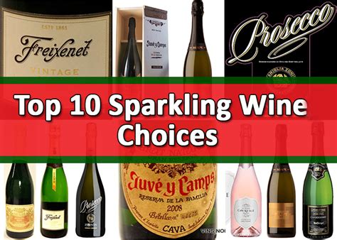 best affordable wines top 10 affordable sparkling wines for the holidays