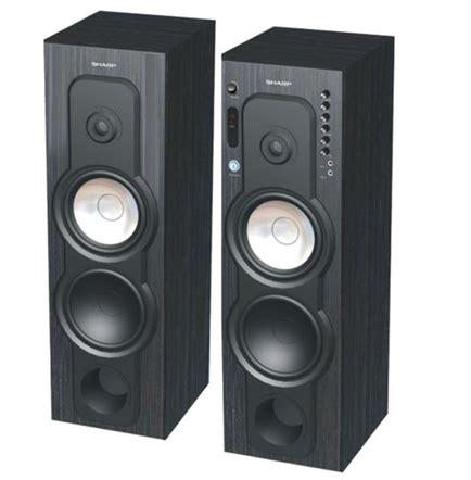 Speaker Sharp Aktif harga speaker aktif sharp bluetooth daftar cbox terbaru