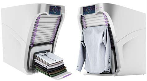 layout mesin garment foldimate une machine qui plie le linge toute seule