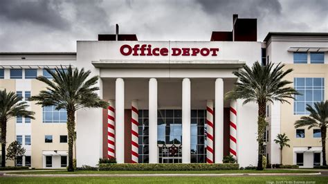 Office Depot Headquarters by Office Depot To Sell European Business To Aurelius Rho