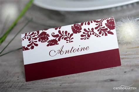 Hochzeitseinladungen Beschriften by Tischkarten Zur Hochzeit Ideen Tipps Beispiele