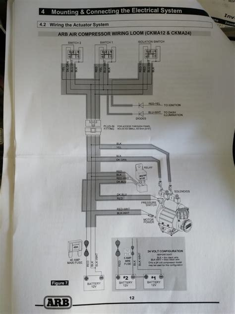 arb smart solenoid wiring diagram wiring diagram