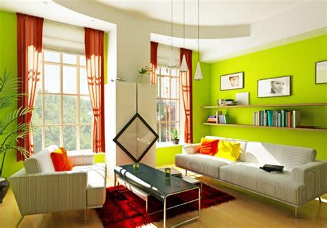 green wohnzimmer ideen 44 wandgestaltung ideen wie sie den raum beleben