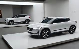Volvo Cx40 The New 2018 Volvo Xc40 The Car Guide Motoring Tv