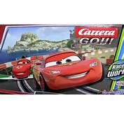 Carrera Go Cars 2 Track Speedway Sally Lightning Mcqueen Disney