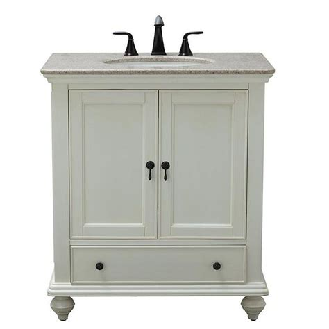 home decorators collection newport 25 in vanity in ivory