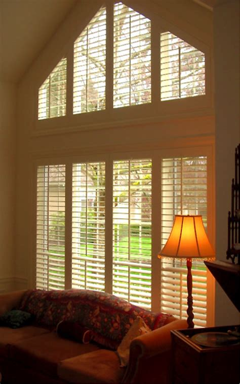 window coverings for top windows what window treatments work best for your windows pt 2