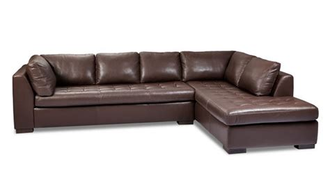 american leather sectional american leather astoria sectional ambiente modern furniture