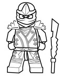 lego ninja kai drawing sword coloring pages batch coloring