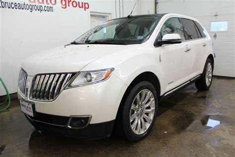 free service manuals online 2013 lincoln mkx transmission control used 2013 lincoln mkx limited edition 3 7l 6 cyl automatic awd in middleton g18014a