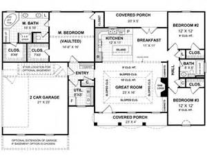 pole building house blueprints european house plans single story house floor plans plan w69022am northwest