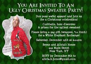 funny christmas invitation wording christmas around the