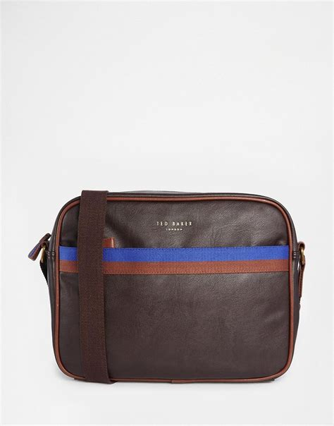 Ted Baker Stud The Bag From Asos by Ted Baker Ted Baker Messenger Bag At Asos