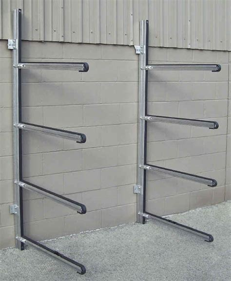 Wall Rack by Castlecraft Storage Racks For Canoes Kayaks Sailboats